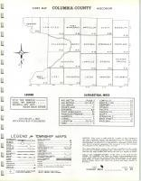 Index Map, Columbia County 1965
